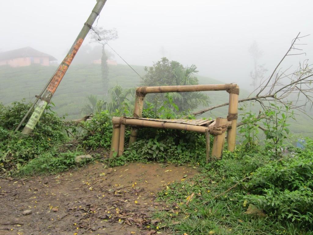 Kerala bus stop